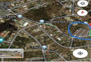 Foto de terreno industrial en venta en avenida jilguero , lago de guadalupe, cuautitlán izcalli, méxico, 13641827 No. 01