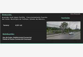 Foto de terreno comercial en venta en avenida jose lopez portillo , fuentes del valle, tultitlán, méxico, 8259042 No. 01