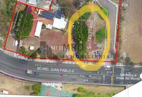 Foto de terreno comercial en renta en avenida juan pablo ii , balcones de santa maria, morelia, michoacán de ocampo, 0 No. 01