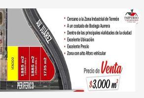 Foto de terreno comercial en venta en avenida juarez , residencial el secreto, torreón, coahuila de zaragoza, 7644689 No. 01
