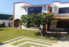 Foto de casa en venta en avenida junto al río , junto al río, temixco, morelos, 0 No. 01