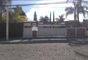 Foto de casa en renta en avenida juriquilla 120, villas del mesón, querétaro, querétaro, 15193325 No. 01