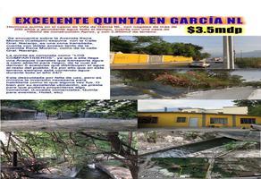 Foto de rancho en venta en avenida kena moreno , centro villa de garcia (casco), garcía, nuevo león, 0 No. 01