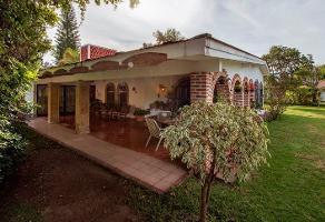 Foto de casa en venta en avenida la carpa , jocotepec centro, jocotepec, jalisco, 6394408 No. 01