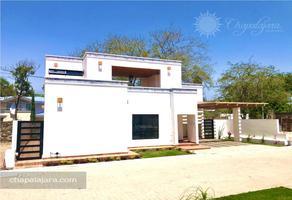 Foto de casa en venta en avenida la estación 94, la floresta, chapala, jalisco, 20047290 No. 01