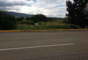 Foto de terreno comercial en venta en avenida la montaña , real de juriquilla (diamante), querétaro, querétaro, 0 No. 01