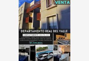Foto de departamento en venta en avenida la piedad 4244, real del valle, mazatlán, sinaloa, 0 No. 01