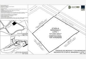 Foto de terreno habitacional en venta en avenida la vista 1, vista alegre 2a secc, querétaro, querétaro, 19205707 No. 01