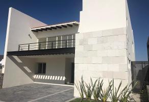 Foto de casa en condominio en venta en avenida la vista , la vista residencial, corregidora, querétaro, 7109526 No. 01