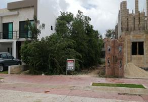 Foto de terreno habitacional en venta en avenida las antillas , lagos del sol, benito juárez, quintana roo, 0 No. 01
