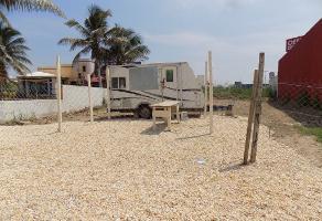 Foto de terreno habitacional en venta en avenida las palmas s/n , paraíso coatzacoalcos, coatzacoalcos, veracruz de ignacio de la llave, 12816124 No. 01