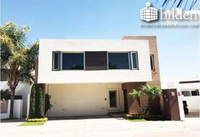 Foto de casa en venta en avenida las privanzas 100, fraccionamiento las quebradas, durango, durango, 5277849 No. 01