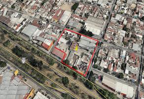 Foto de terreno habitacional en venta en avenida lázaro cárdenas y calle limon 1590 , del fresno 2a. sección, guadalajara, jalisco, 14433309 No. 01