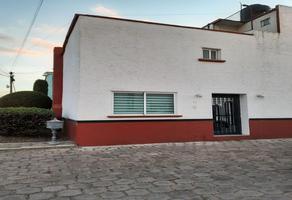 Foto de casa en renta en avenida licenciado benito juárez garcía 2115, los fresnos, metepec, méxico, 19973632 No. 01