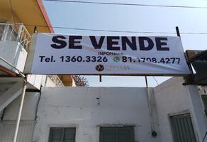 Foto de terreno comercial en venta en avenida lincoln 5315, villa santa cecilia, monterrey, nuevo león, 20020649 No. 01