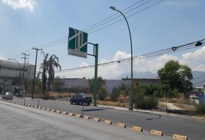 Foto de terreno comercial en renta en avenida lincoln , mitras norte, monterrey, nuevo león, 13997337 No. 01