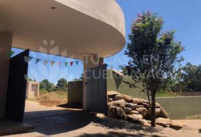 Foto de terreno habitacional en venta en avenida lomas de ahuatlán 10, real de tetela, cuernavaca, morelos, 6770670 No. 01
