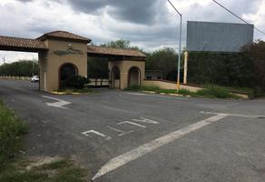 Foto de terreno habitacional en venta en avenida lomas del rio , calles, montemorelos, nuevo león, 21242875 No. 01