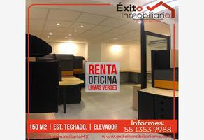 Foto de oficina en renta en avenida lomas verdes 760, jardines de satélite, naucalpan de juárez, méxico, 19227646 No. 01