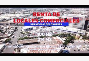 Foto de local en renta en avenida lopez mateos 4604, bosques del nogalar, san nicolás de los garza, nuevo león, 0 No. 01