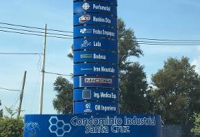 Foto de terreno industrial en venta en avenida lopez mateos , santa cruz de las flores, tlajomulco de zúñiga, jalisco, 0 No. 01