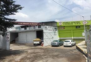 Foto de bodega en venta en avenida lópez portillo 599-a, san lorenzo tepaltitlán centro, toluca, méxico, 14714379 No. 01