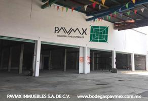 Foto de nave industrial en renta en avenida lopez portillo 8, guadalupe victoria, ecatepec de morelos, méxico, 8874218 No. 01