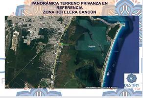 Foto de terreno comercial en venta en avenida luis donaldo colosio , cancún centro, benito juárez, quintana roo, 15830884 No. 01