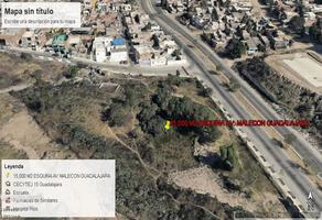 Foto de terreno habitacional en venta en avenida malecon , el zalate, guadalajara, jalisco, 0 No. 01