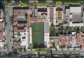 Foto de terreno habitacional en venta en avenida mariano otero 3371 3371, verde valle, guadalajara, jalisco, 18996898 No. 01