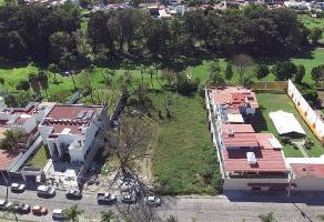 Foto de terreno habitacional en venta en avenida mesón del prado , villas del mesón, querétaro, querétaro, 0 No. 01