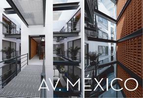 Foto de departamento en venta en avenida méxico coyoacán , santa cruz atoyac, benito juárez, df / cdmx, 19315532 No. 01