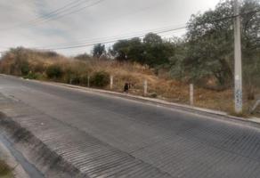 Foto de terreno habitacional en venta en avenida mexico sin número, santiago yancuitlalpan, huixquilucan, méxico, 19075879 No. 01