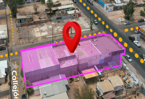 Foto de edificio en renta en avenida michoacán esquina con acapulco 1399 , pueblo nuevo, mexicali, baja california, 0 No. 01
