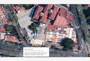 Foto de terreno habitacional en venta en avenida miguel ángel de quevedo 1030, parque san andrés, coyoacán, df / cdmx, 0 No. 01