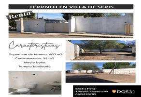 Foto de terreno comercial en renta en avenida miguel hidalgo 38, villa de seris sur, hermosillo, sonora, 0 No. 01