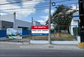 Foto de terreno comercial en renta en avenida miguel hidalgo , el charro, tampico, tamaulipas, 0 No. 01