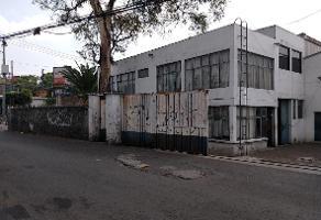 Foto de nave industrial en venta en avenida miguel hidalgo , san francisco culhuacán barrio de santa ana, coyoacán, df / cdmx, 10802375 No. 01