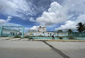 Foto de terreno industrial en venta en avenida miguel hidalgo , supermanzana 73, benito juárez, quintana roo, 0 No. 01