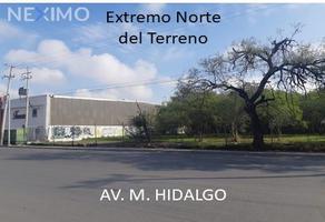 Foto de terreno comercial en venta en avenida miguel hidalgo y gonzalitos 879, san nicolás de los garza centro, san nicolás de los garza, nuevo león, 18116894 No. 01