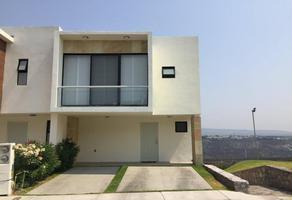 Foto de casa en condominio en renta en avenida mirador , cumbres del mirador, querétaro, querétaro, 0 No. 01