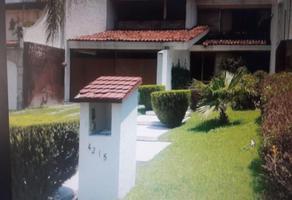 Foto de casa en venta en avenida moctezuma 4215, jardines del sol, zapopan, jalisco, 15168635 No. 01