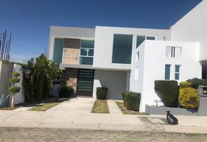 Foto de casa en renta en avenida moratilla 20, moratilla, puebla, puebla, 20146417 No. 01