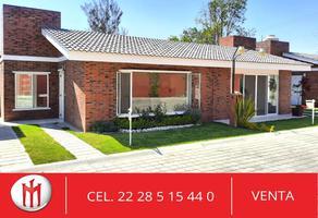 Foto de casa en venta en avenida nacional 103, primavera, tehuacán, puebla, 20108451 No. 01