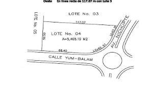 Foto de terreno comercial en venta en avenida nichupte , cancún centro, benito juárez, quintana roo, 0 No. 01