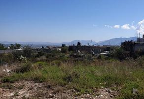 Foto de terreno habitacional en venta en avenida oriente , vista hermosa, saltillo, coahuila de zaragoza, 7279970 No. 01