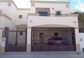 Foto de casa en renta en avenida pabellón del cobre, sección madrigal 13 , real de quiroga, hermosillo, sonora, 0 No. 01