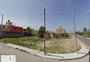 Foto de terreno comercial en venta en avenida palafox , jesús luna luna, ciudad madero, tamaulipas, 14954053 No. 01