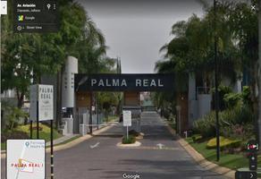 Foto de terreno habitacional en venta en avenida palma real 59, valle real, zapopan, jalisco, 0 No. 01