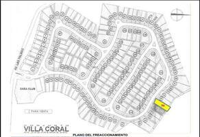 Foto de terreno habitacional en venta en avenida palmas 200, villa coral, zapopan, jalisco, 12191150 No. 01